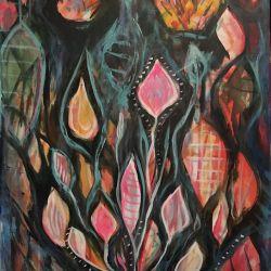 Acrylic on Canvas 2016 original available